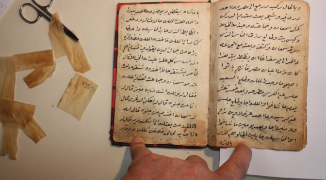 Les doigts de Francis et la clé à molette de Georges : Quand la recherche en littérature populaire arabe était une affaire d'avant-garde